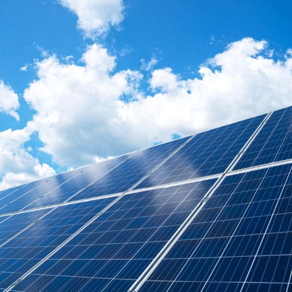 Impianto fotovoltaico per un agricoltura sostenibile