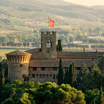Castello Sagrivit - Spaccio il Noceto
