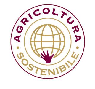 Simbolo agricoltura sostenibile